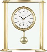 Acctim 36358 Welwyn Reloj de chimenea, color dorado