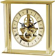 Acctim 36508 Malvern Skeleton Reloj de mesa, color dorado
