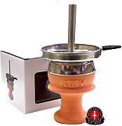 Produktbild: Amy Hot Screen - Chimenea con mango de silicona de tipo 3