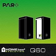 Produktbild: Armario de cultivo interior HOMEbox® Evolution PAR+ Q60 (60x60x120cm)