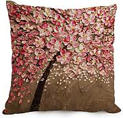 Artistdecor Throw Pillow Case Of Tree 12 X 20 Inches / 30 By 50 Cm,best Fit For Bedroom,her,home Theater,floor,divan,birthday Twin Sides