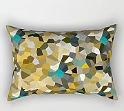 Bestseason Geometry Pillow Covers ,best For Dinning Room,monther,living Room,divan,festival 12 X 20 Inches / 30 By 50 Cm(twin Sides)