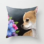 Bestseason Pillow Shams Of Dogs,for Girls,gf,family,dining Room,divan,gril Friend 18 X 18 Inches / 45 By 45 Cm(two Sides)