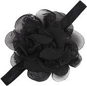 Culater® Chicas infantil diadema HairBand (Negro)