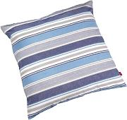 Esprit Home 21458-080-50-50 Coloured - Funda de cojín (50 x 50 cm), color azul