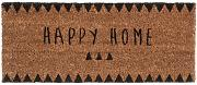 Felpudo Happy Home 25 x 55 cm CLAIRE