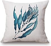 Loveloveu 18 X 18 Inches / 45 By 45 Cm Seaanimal Throw Pillow Case,2 Sides Is Fit For Play Room,wedding,kitchen,divan,car,study Room