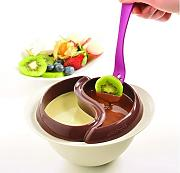 Mastrad f47921 Set de fondue de chocolate Minute