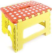 Pusher Dot Step escalera/taburete, Multicolor, 32 x 24 x 27 cm