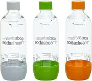 SodaStream Twinpack PET Carbonating bottle - Accesorio para máquina para soda