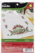 "Stamped Cross Stitch Table Runner 14""X44""-Victorian Frieze"