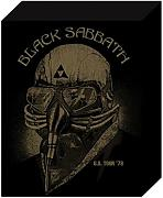 1art1® Set: Black Sabbath, Us Tour 78 Cuadro,