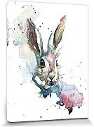1art1® Set: Conejos, March Hare, Sarah Stokes