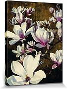 1art1® Set: Flores, Magnolia Blossoms, Sarah