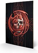 1art1® Set: Gótico, Skull Embrace, Anne Stokes