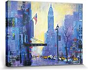 1art1® Set: Nueva York, Downtown, Colin Ruffell
