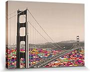 1art1® Set: San Francisco, San Francisco Waters,