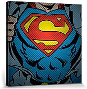 1art1® Set: Superman, Superman Torso, DC Comics