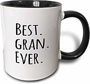 3dRose Best Gran Ever Gifts for Grandmothers