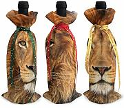 87569dwdsdwd Animal Kingdom - Funda para Botella
