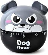ALIXIN-Cartoon Dog Machinery Timers,60 Minutos