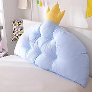 Almohada De Respaldo De Cama Crown Princess Room -