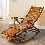 Amazing Bamboo Lazy Chair Lounge Chair Leisure