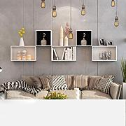 Art Lighting Home Store Wall Shelf Paredes Paredes