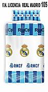 Asditex Funda Nórdica Real Madrid RMCF, Color