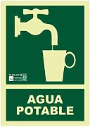 Astlight SAL5130 - Señal aqua potable