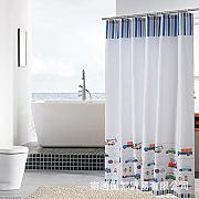 BATH-CURTAIN Cortina de Ducha Anti-Molde