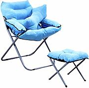 Bed -Chairs Silla Moon Silla reclinable Lazy