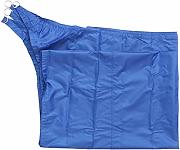 BESPORTBLE Sombrilla Vela Impermeable para Patio