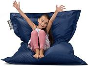 Big Bertha Original, Puff Cama Junior, Azul Marino