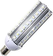 Bombilla LED para farolas High Power 60W, Blanco