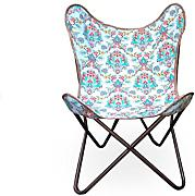 Butterfly Chair silla mariposa funda handmade - desmontable - easy assembly, metal frame
