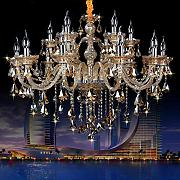 Candelabros Industriales Globe Glass Lights