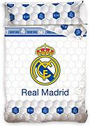 Carbotex Funda NÓRDICA 2 Piezas Real Madrid