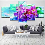 cmdyz Sin Marco HD Canvas Wall Art Photo Impreso
