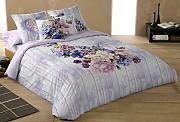 COTTON ART - funda Nordica Mod MONIQUE cama de 105