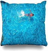 Couch Cushions Col Blue Aerial Pool Vista Superior