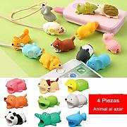 Crewell Cable Protector Cute Animal Shape Protect