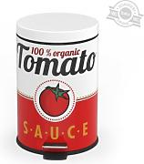Cubo Basura Tomato Sauce - Trends Home Selection