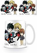 Death Note MG25038 - Taza de chibi, multicolor