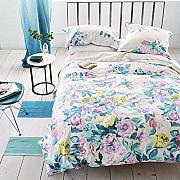 Designers Guild.- Funda nordica Viola Heather