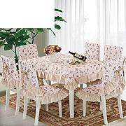 DHG European Hotel Tablecloth Mesa de Comedor,