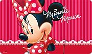 Disney Minnie Mouse 14702 Tabla para cortar pan,