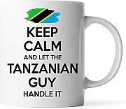 DKISEE Tanzanian Gift for Men Grandpa Dad Uncle
