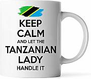 DKISEE Tanzanian Gift for Women Grandma Mom Aunt