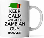 DKISEE Zambian Gift for Men Grandpa Dad Uncle